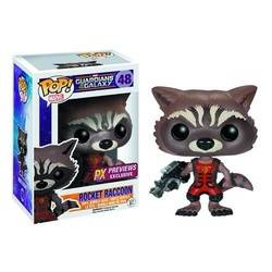 Guardians of the Galaxy - Rocket Raccoon in Red