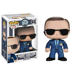 Agents Of S.H.I.E.L.D - Agent Coulson
