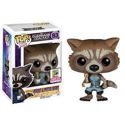Guardians of the Galaxy - Rocket And Potted Groot
