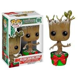 Guardians of the Galaxy - Holiday Dancing Groot Snowy