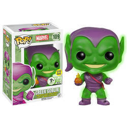Marvel - Green Goblin Glow In The Dark