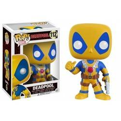 Deadpool - Deadpool Thumb Up Yellow/Blue