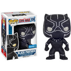 Civil War - Black Panther Glitter