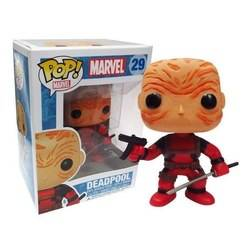 Marvel - Deadpool Unmasked