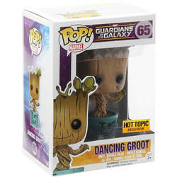 Guardians of the Galaxy - Dancing Groot I Am Groot