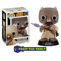 Tusken Raider Bobble Head Vault