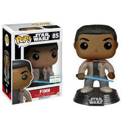 Finn With Lightsaber