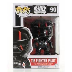TIE Fighter Pilot Red Stripes