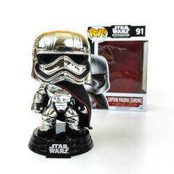 Captain Phasma Chrome