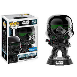 Rogue One - Imperial Death Trooper Chrome