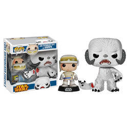 Luke Skywalker And Wampa 2 Pack