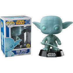 Yoda Spirit Glow In The Dark