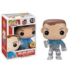 Big Bang Theory - Sheldon Cooper SDCC