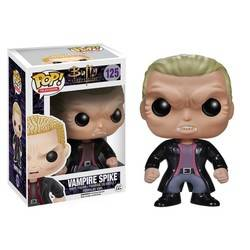 Buffy The Vampire Slayer - Spike Vampire face