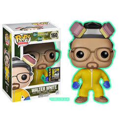 Breaking Bad - Walter White Glow In The Dark