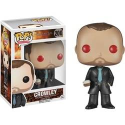 Supernatural - Crowley Red Eyes