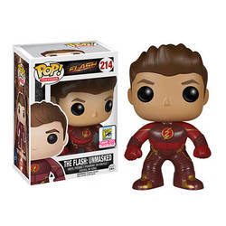 The Flash - The Flash Unmasked