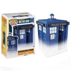 Doctor Who - Tardis Materialising