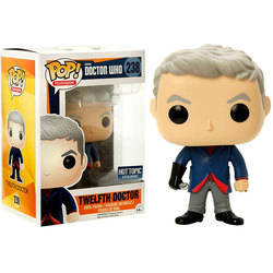 Doctor Who - Twelfth Doctor With Spoon