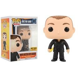 Doctor Who - Ninth Doctor With Banana