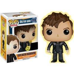Doctor Who - Tenth Doctor Regeneration Glow In The Dark