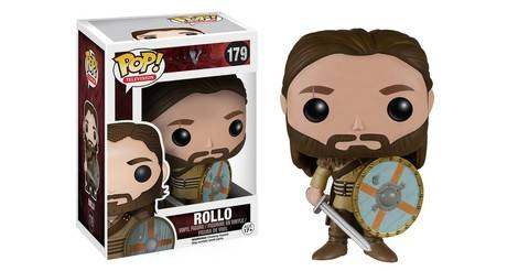 Vikings Rollo Pop Television Action Figure 179