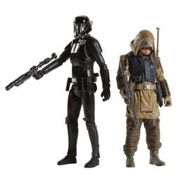 Commando Rebelle PAO VS Death Trooper Impérial