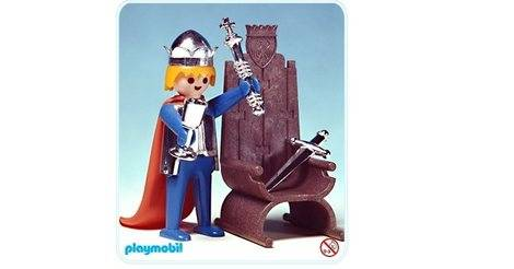 Playmobil king knight set 3331 Playmobil