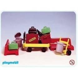 Panneaux de circulation les premiers playmobil vintage for Playmobil buanderie