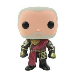 Game of Thrones - Tywin Lannister Silver Armor
