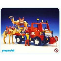 Circus Truck With Camel