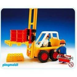 Ouvrier ma on les premiers playmobil vintage 3312 - Betonniere playmobil ...