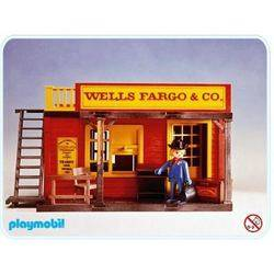 Station Wells Fargo