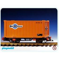 Wagon container