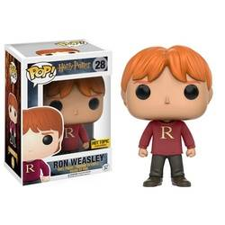 Harry Potter - Ron Weasley With R Sweat