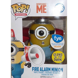 Despicable Me - Fire Alarm Glow In The Dark