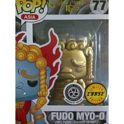 Legendary Creatures & Myths - Fudo Myo-o Gold