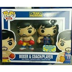 Team Pacquiao - Manny Pacquiao Boxer And Coach/Player