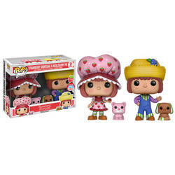 Strawberry Shortcake - Strawberry Shortcake And Huckleberry Pie 2 Pack