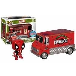 Deadpool - Deadpool's Chimichangas Truck Red