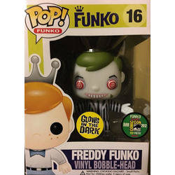 Freddy Funko Beetlejuice Glow in The Dark