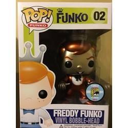 Otto Orange Shirt - POP! Funko action figure 2