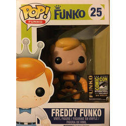 Freddy Funko Deadpool Orange