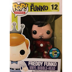Freddy Funko Iron Man