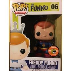 Freddy Funko Superman