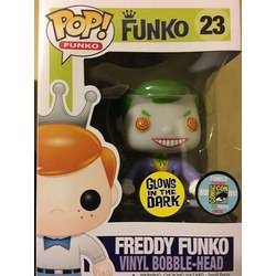 Freddy Funko The Joker Glow In The Dark