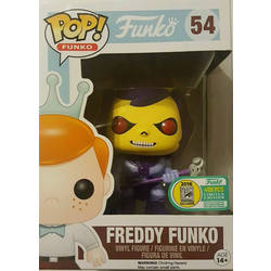Freddy Funko Skeletor