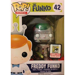 Freddy Funko Twisty Bloody