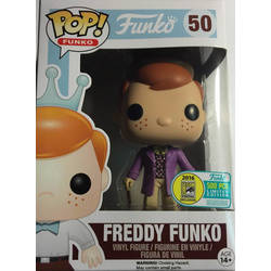 Freddy Funko Willy Wonka