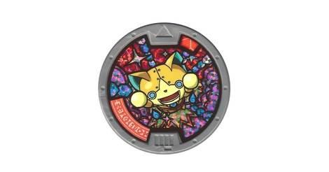 Oronyan monopoly junior m daillon has1081 yo kai watch for Porte medaillon yo kai watch